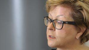 Finavias tidigare styrelseordförande Riitta Tiuraniemi.
