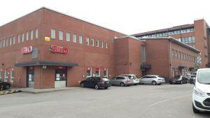 Konsthallen Kohta i Fiskhamnen.