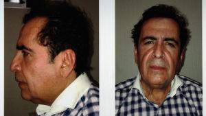 Den gripne mexikanske knarkkungen Hector Beltran Levya