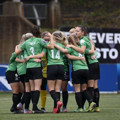 TiPS firar ett mål i cupfinalen mot Åland United.