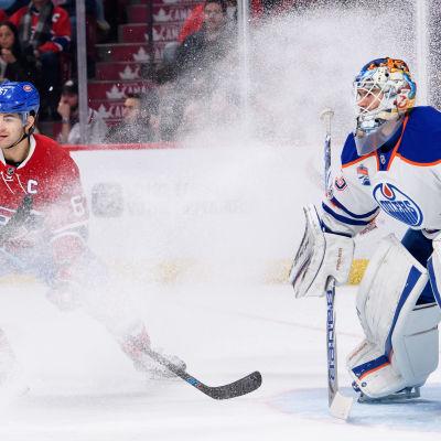 Cam Talbot, Edmonton Oilers