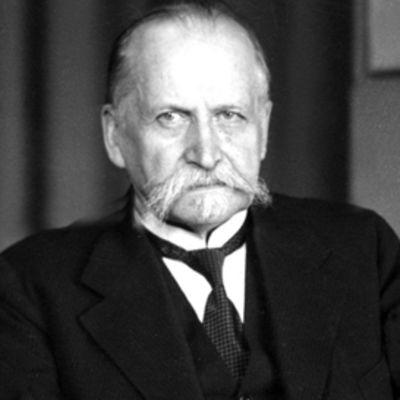 Kyösti Kallio 1873-1940