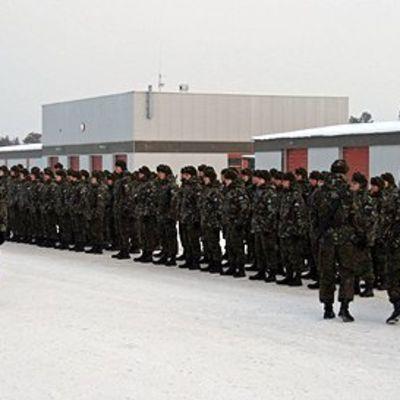 Jääkäriprikaati, Sodankylä