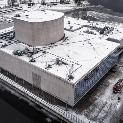 Oulun kaupunginkirjasto