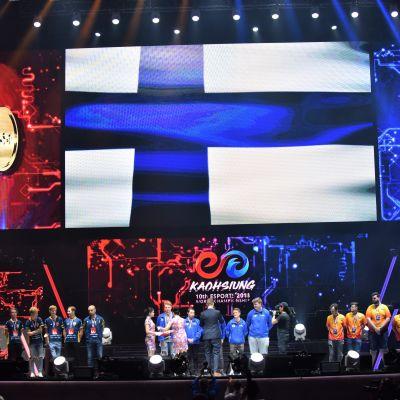 Suomen maajoukkue 2018