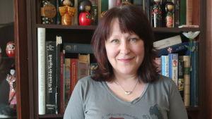 Författaren Zinaida Lindén ger ut en ny novellsamling