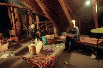 Marika som Parkkomäki som Eki i Vägsjälar, 1998
