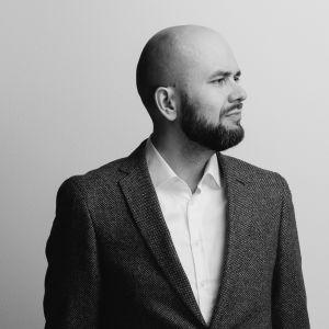 Jussi Fredriksson, en mångsysslare inom jazz.