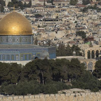 al-Aqsamoskén i Jerusalem