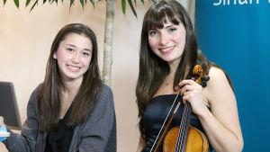 Diana tunnisti Tamin kilpailupianisti Naoko Ichihashin tyttäreksi.