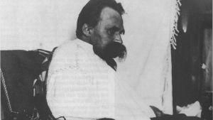 Foto på Friedrich Nietzsche