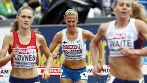 Camilla Richardsson, EM 2016