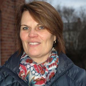Catarina Willman, tillförordnad kommunchef i Vansbro, Sverige