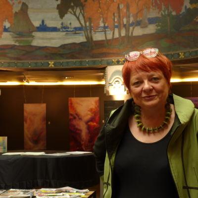 Tarja Cronberg är freds- och konfliktforskare vid Sipri.