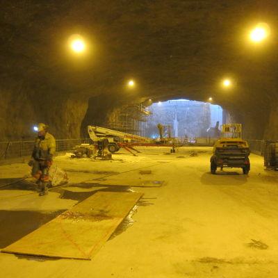 Metrostationen i Otnäs