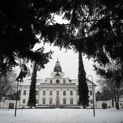 Årets julotta sänds från Korsholms kyrka.