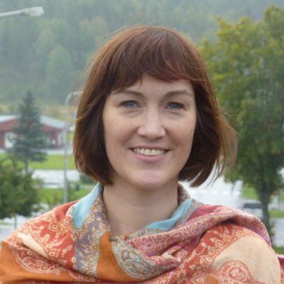 Kimitoöns kommunikatör Hanna Backman