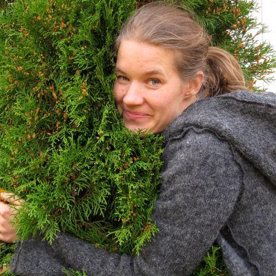 Tessa Turtonen. Foto: Louise Bergman/Yle
