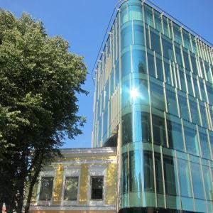 Vanhaa ja uutta rakentamista, Tallinna.