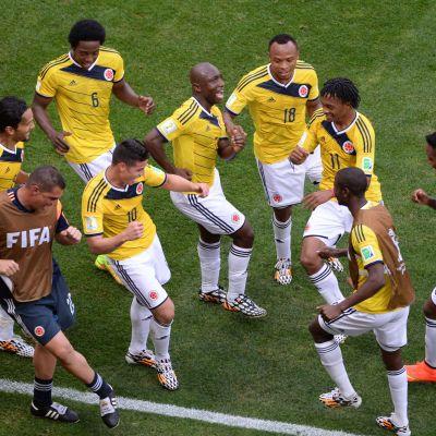 Colombia firar