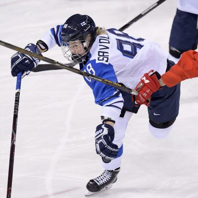 Ronja Savolainen, OS 2018.