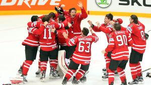 Kanada är världsmästare!