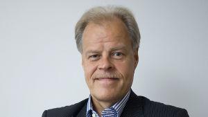 Olli Luukkainen leder det finska lärarfacket OAJ.