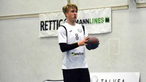 Samuel Alexandersson, ÅIFK-PIF, 26.10.2016.