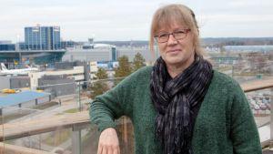 Porträtt på Katriina Ahlroth.