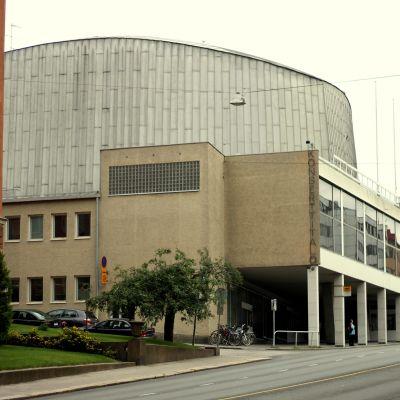 Konserthuset i Åbo är landets äldsta i sitt slag.