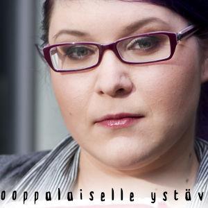 Maria Petterssonin kasvokuva.