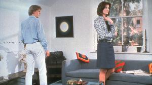 David Hemmings ja Vanessa Redgrave, päähenkilöt Michelangelo Antonionin modernissa elokuvaklassikossa Blow-up (1966).
