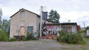 Gamla vattenverket i Nickby