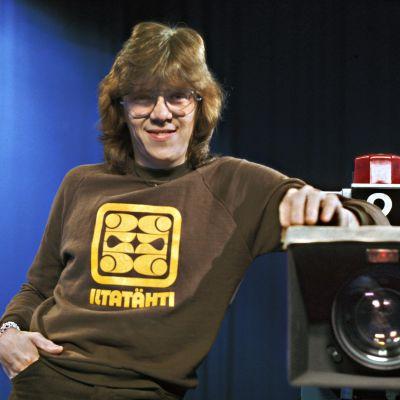 Mikko Alatalo kertoo diskokulttuurista Iltatähdessä.
