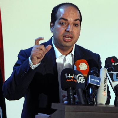 Libyens premiärminister Ahmed Maiteeq