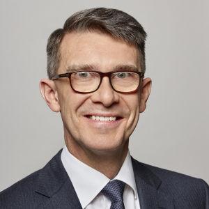 Björn Teir, fastighetschef vid Stockmann.