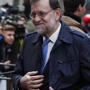 Mariano Rajoy i Bryssel 21.10.2016