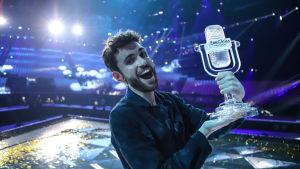 2019 Euroviisuvoittaja Duncan Laurence