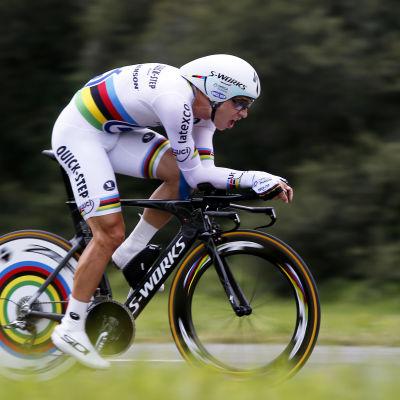Tony Martin cyklar.