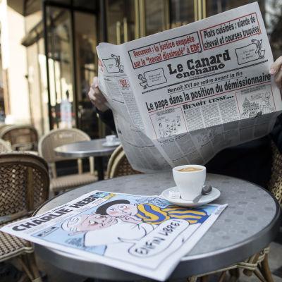 Cafe i Paris.