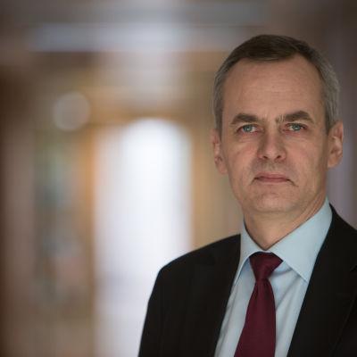 Olli Isotalo, nyvald teknisk direktör i Esbo