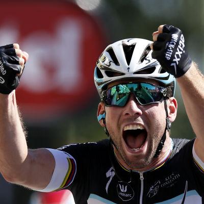 Cavendish efter etappseger 2015