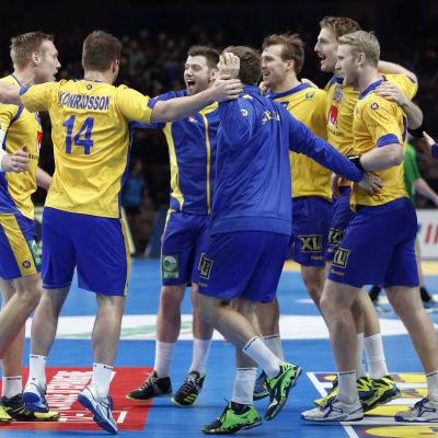 Sverige, handboll.