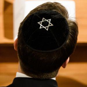 En judisk kippa