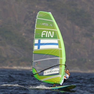 Tuuli Petäjä-Siréns prestationer i Rio de Janeiro har varierat.