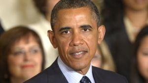 Bilden av en öppen och liberal Obama bleknar
