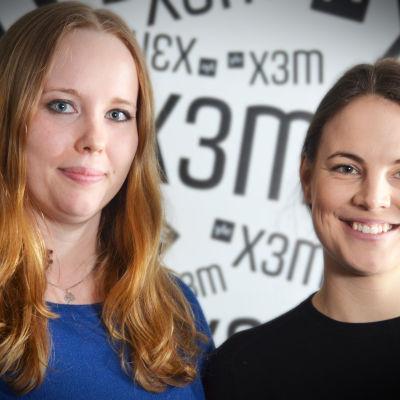 Madeleine Mörner, Ann-Sofie Gustafsson