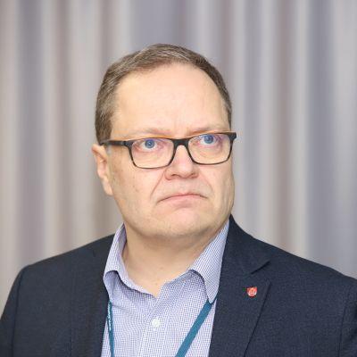 Siun Soten toimitusjohtaja Ilkka Pirskanen.
