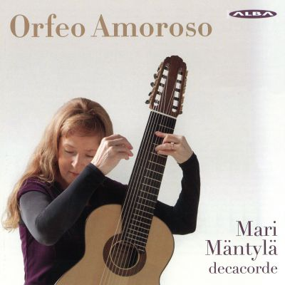 Orfeo Amoroso / Mari Mäntylä