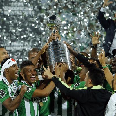 Atletico Nacional vinner Copa Libertadores 2016.